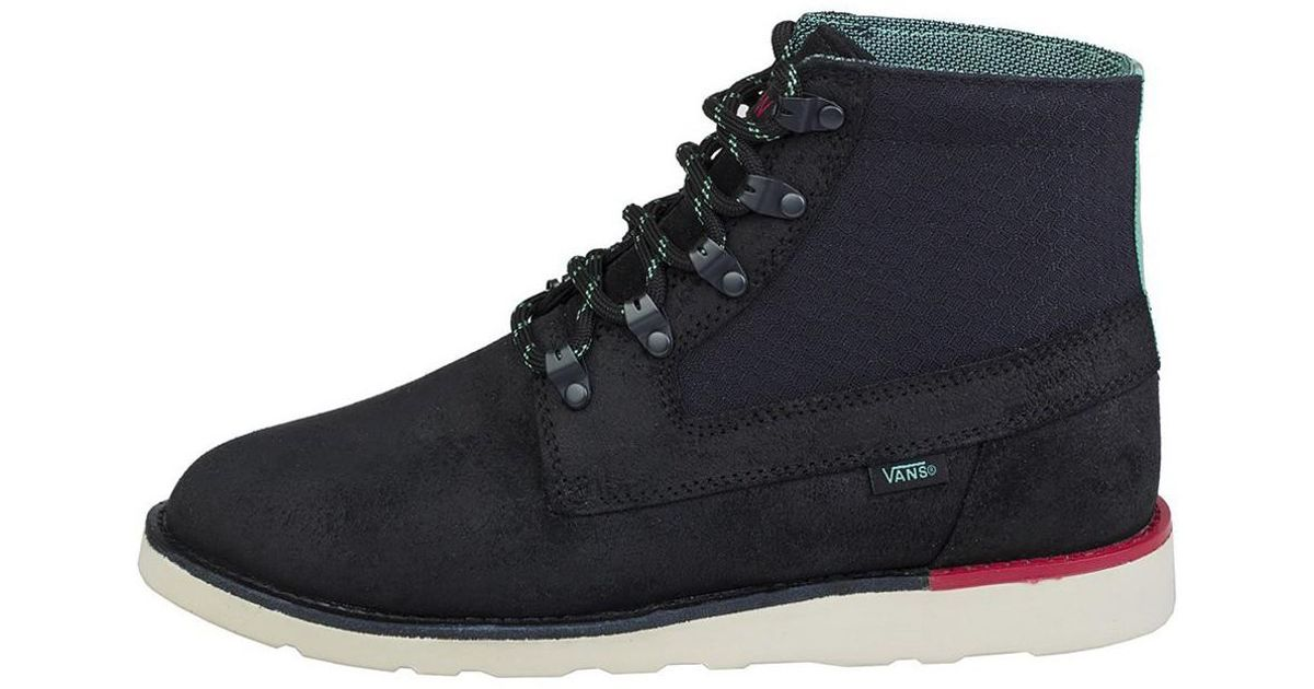 968ac99aef4c18 Vans Breton Boot Black Men s Skate Shoes (trainers) In White in White for  Men - Lyst