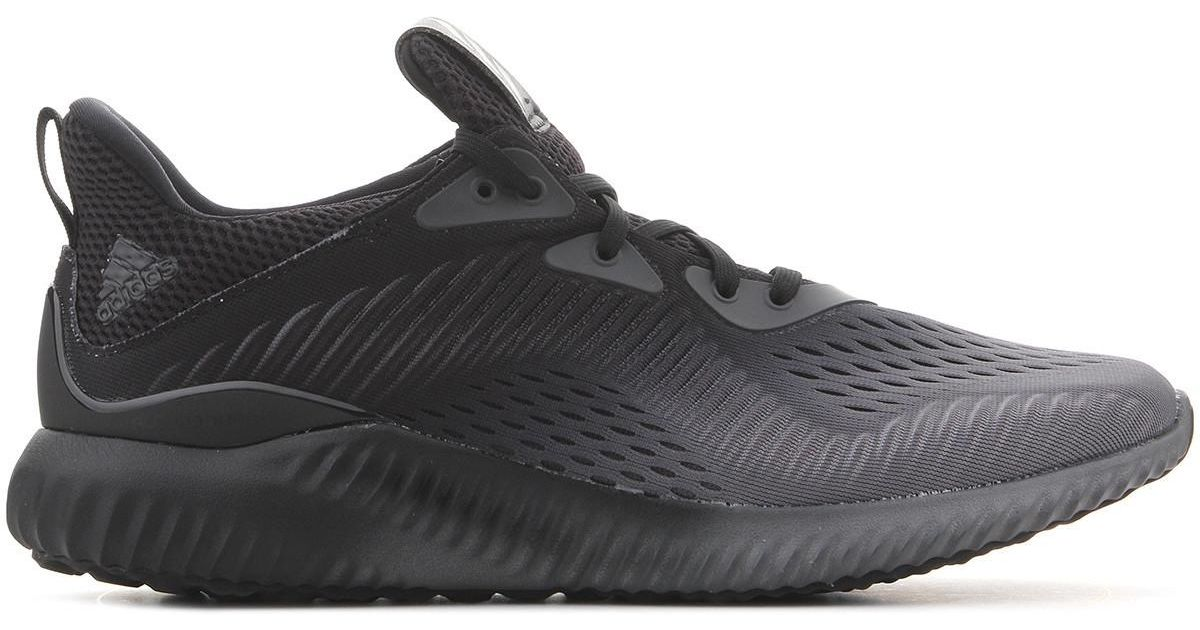d423202bb adidas Mens Alphabounce Em M By4263 Men s Shoes (trainers) In Grey in Gray  for Men - Lyst