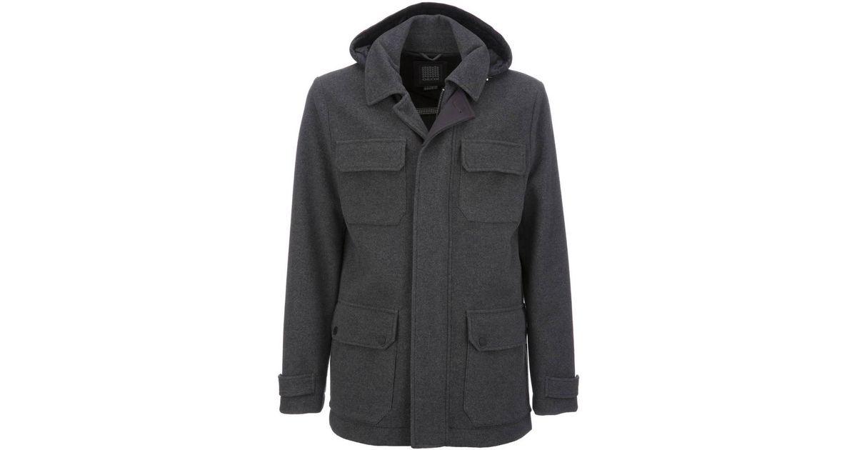 597b4925960 Geox M6415e T2291 Jacket Man Men's Jacket In Grey in Gray for Men - Lyst