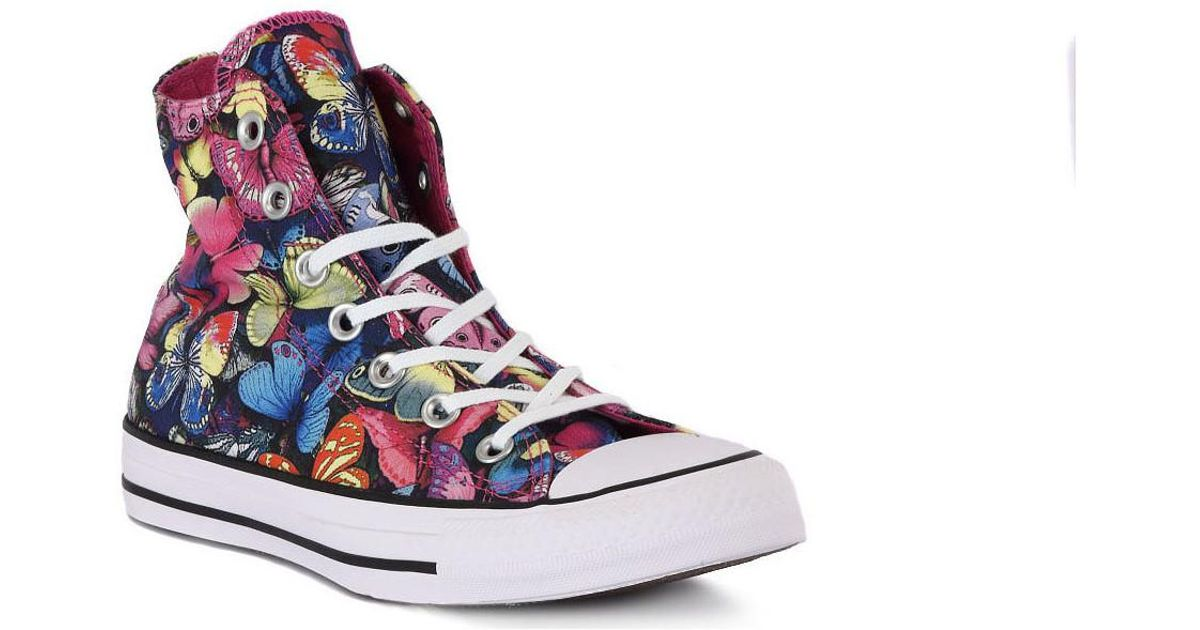 2converse butterfly