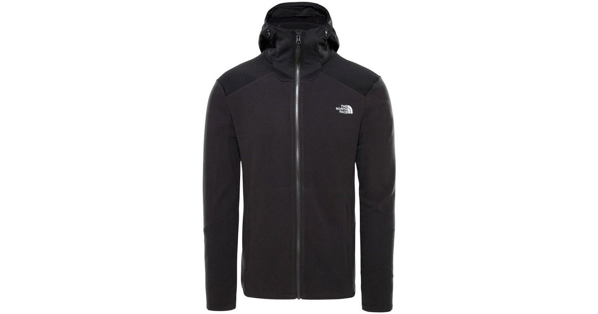 e711b6e3b The North Face Purna Ii Hoodie Men's Sweatshirt In Black for men