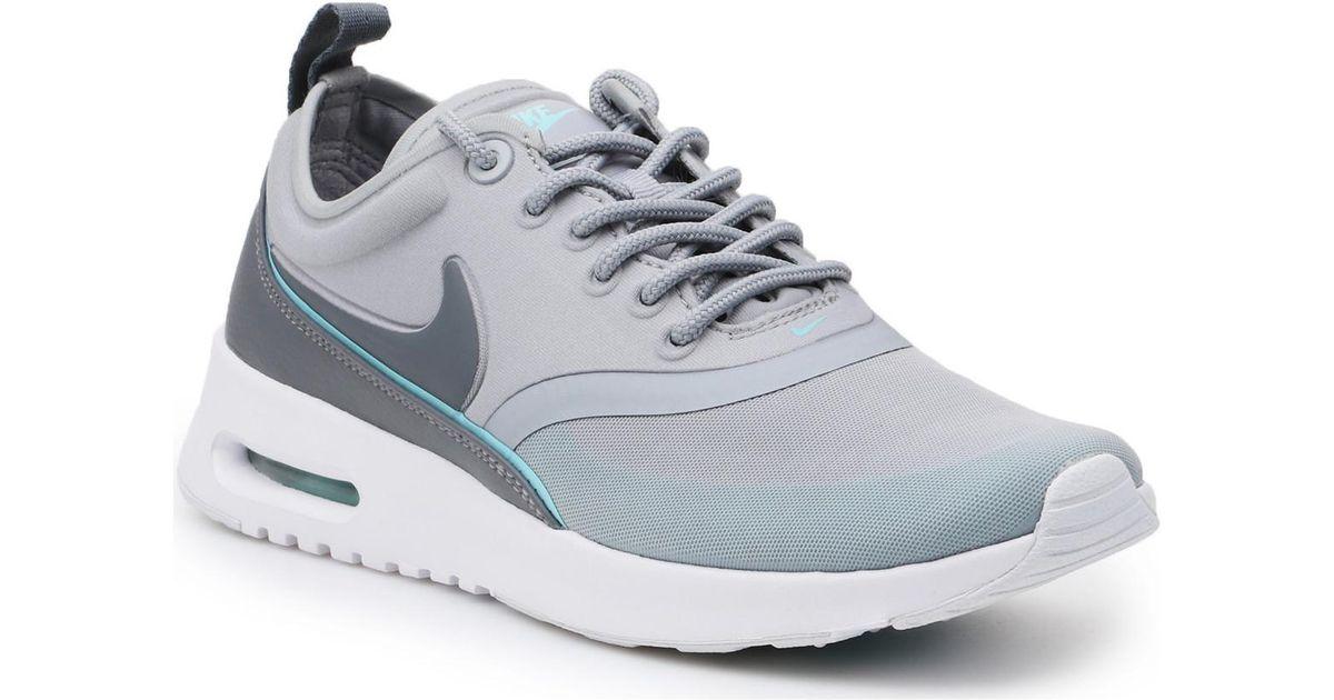 gama exclusiva 100% Calidad variedad de estilos de 2019 Nike Air Max Thea Ultra 844926-002 Women's Shoes (trainers) In ...