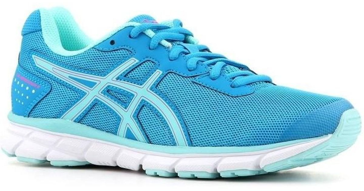 Asics Gel impression 9 T6f6n 4367 Women's Running Trainers In Blue Lyst