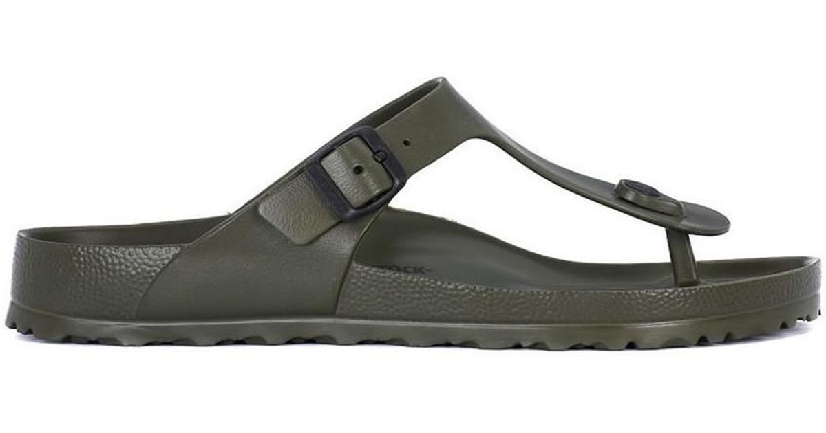 order online united states authentic quality Birkenstock Multicolor Gizeh Eva Men's Flip Flops / Sandals (shoes) In  Multicolour
