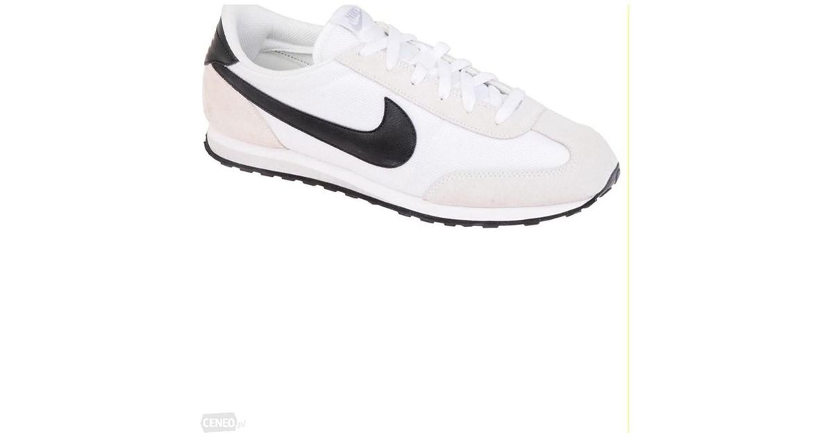 borgoña Dempsey persona  Nike Mach Runner 303992 Men's Shoes (trainers) In White for Men - Lyst