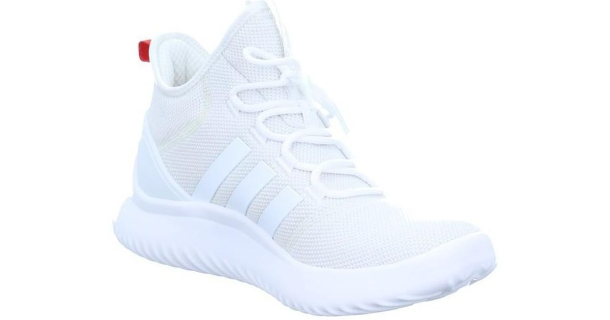 reputable site 20a80 e77e2 adidas Cf Ultimate Bball Mens Shoes (high-top Trainers) In White in White  for Men - Lyst