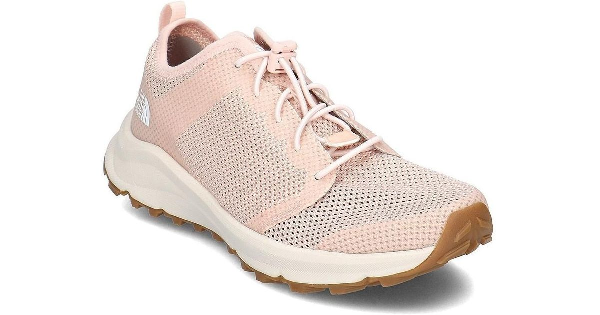 310b17f63 The North Face Litewave Flow Lace Ii Women's Shoes (trainers) In Pink