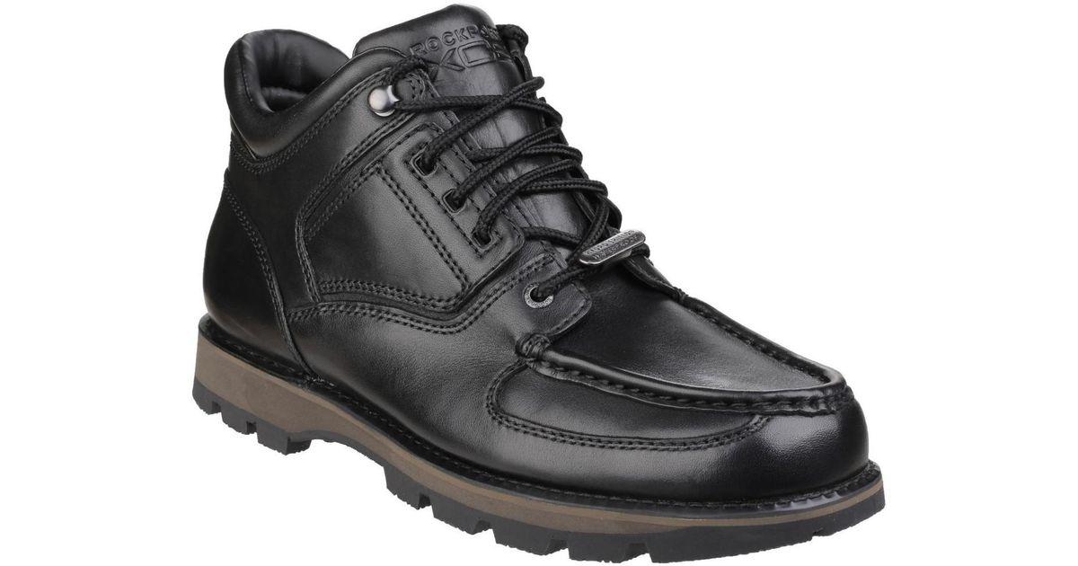 4045d8d05e6 Rockport Treeline Trek Umbwe Trail Boot Men's Walking Boots In Black for men