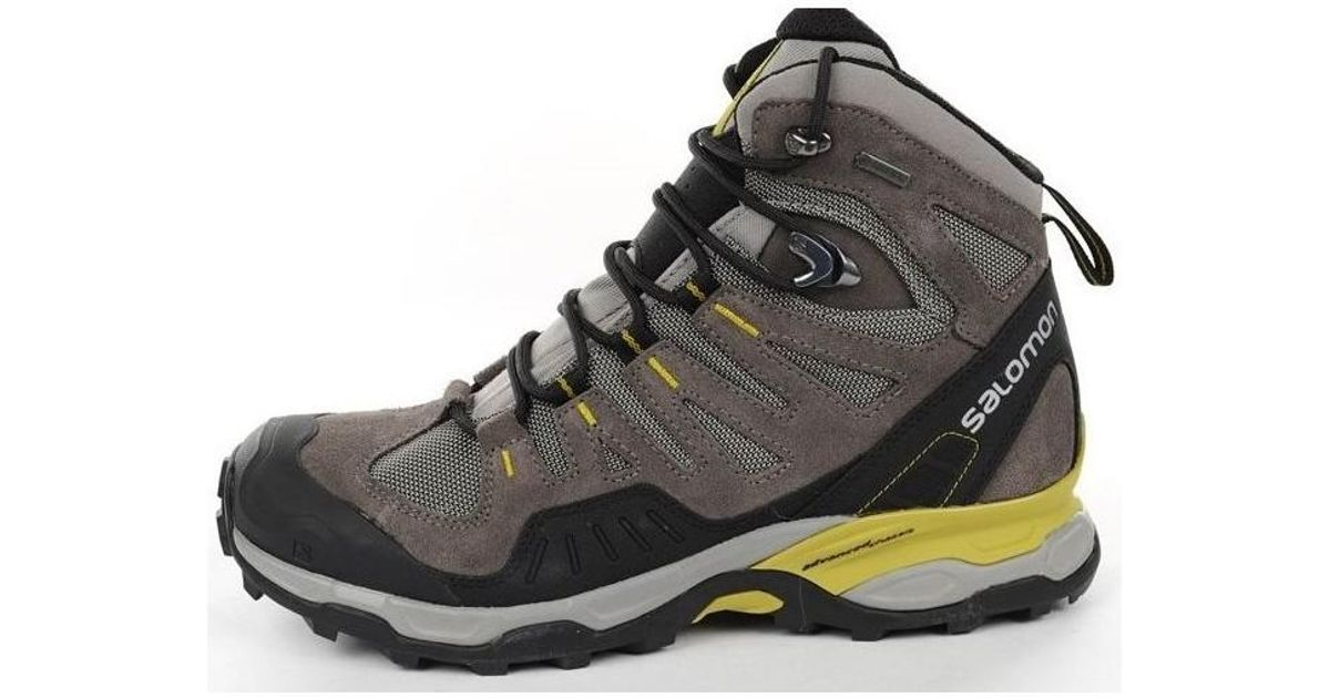 Yves Salomon Natural Conquest Gtx Men's Walking Boots In Beige for men
