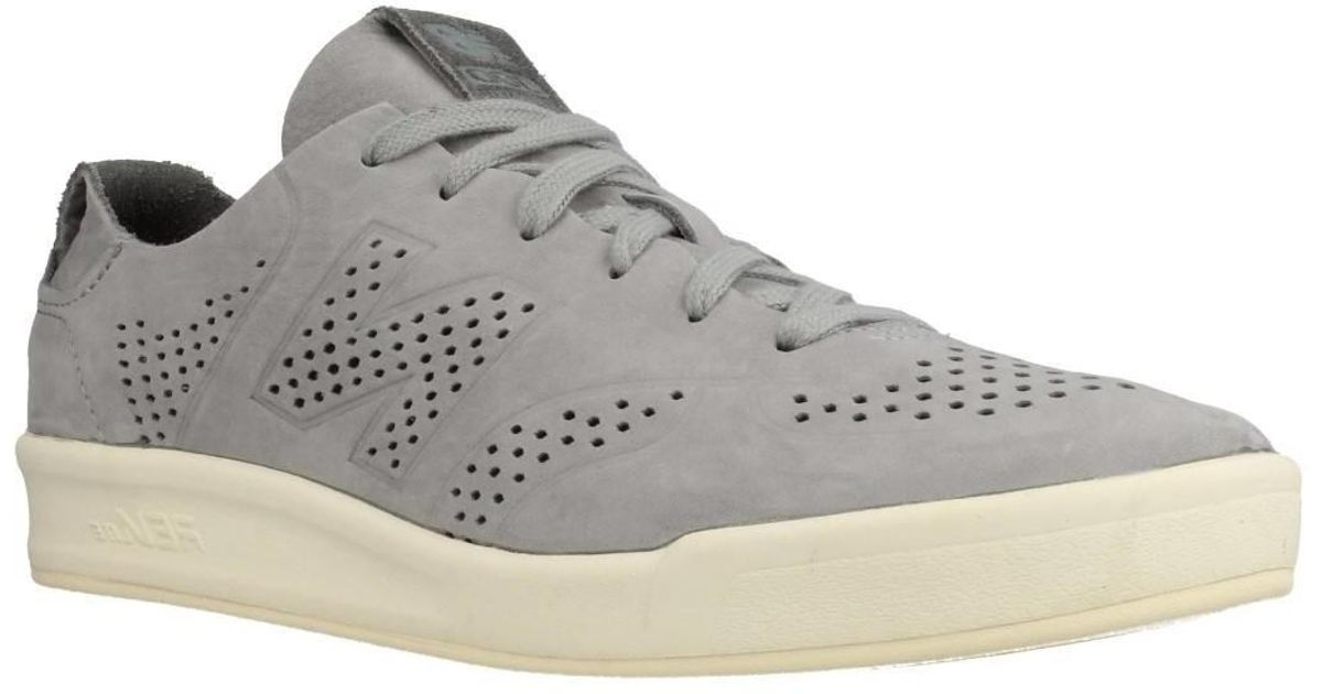 be5c58a6758a6 New Balance Gray Crt300 Dv Men's Shoes (trainers) In Grey for men