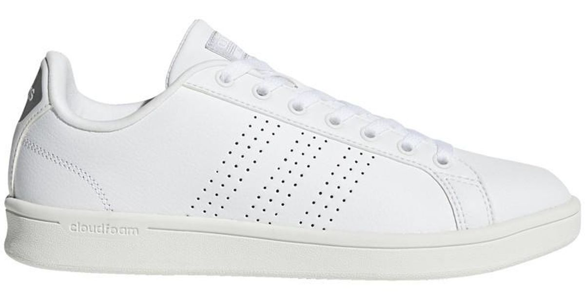 460fa9e5ec763 adidas Cf Advantage Cl W Bb9609 Women's Shoes (trainers) In White in White  - Lyst