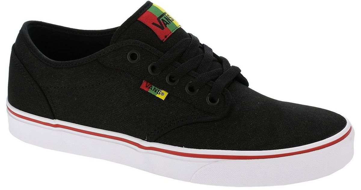 2vans authentic rasta