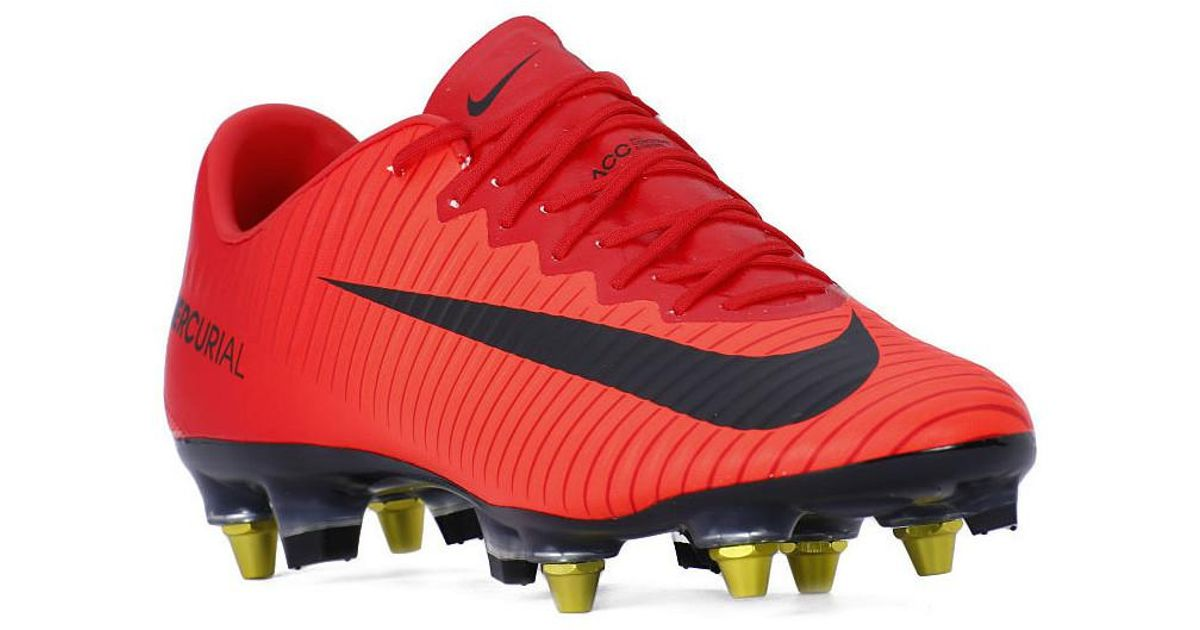 finest selection 47f55 32c9b Nike Mercurial Vapor Xi Sg Pro Ac Men's Football Boots In Red for men