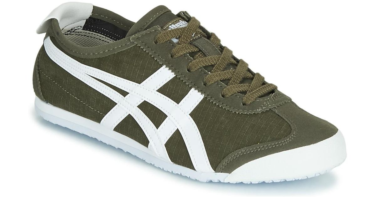 onitsuka tiger mexico 66 olive green 07