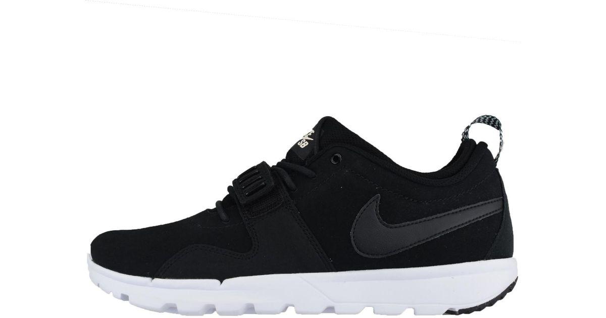 site réputé 95666 6fe9e TRAINERENDOR L 806309-002 hommes Chaussures en Noir Nike pour homme en  coloris Black