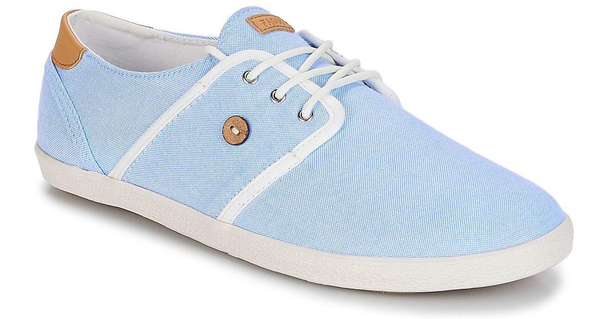 Men Cypress01 Faguo Men's Lyst For ShoestrainersIn Blue wOZiTPkXul