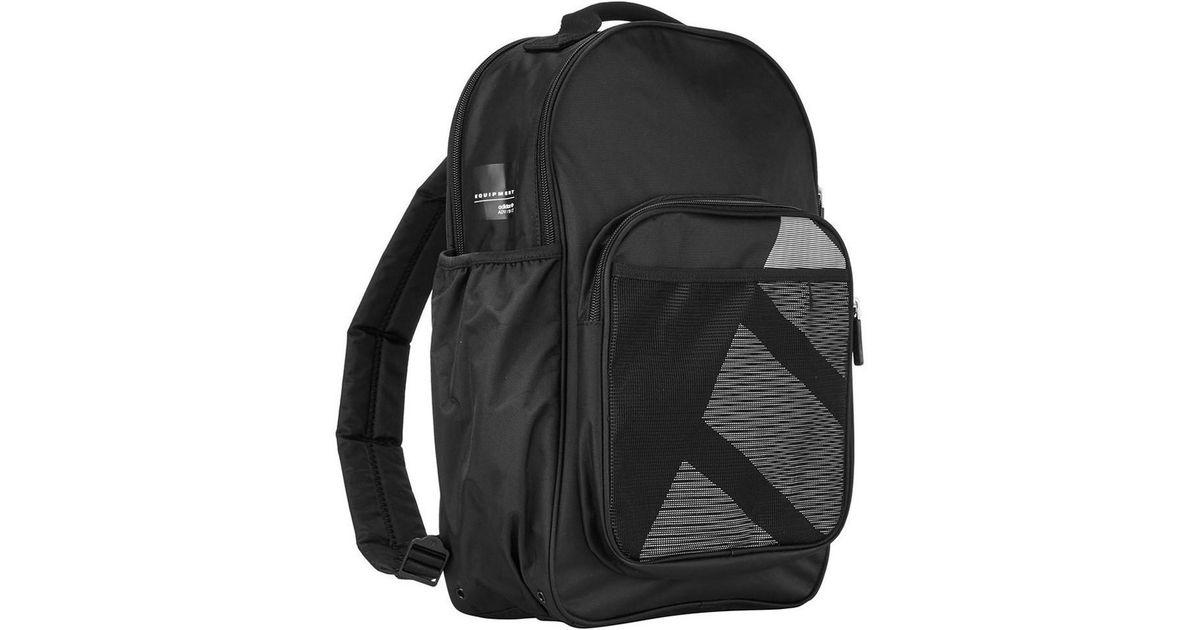 99b16563e4 adidas Classic Bp Eqt Women's Backpack In Black in Black for Men - Lyst