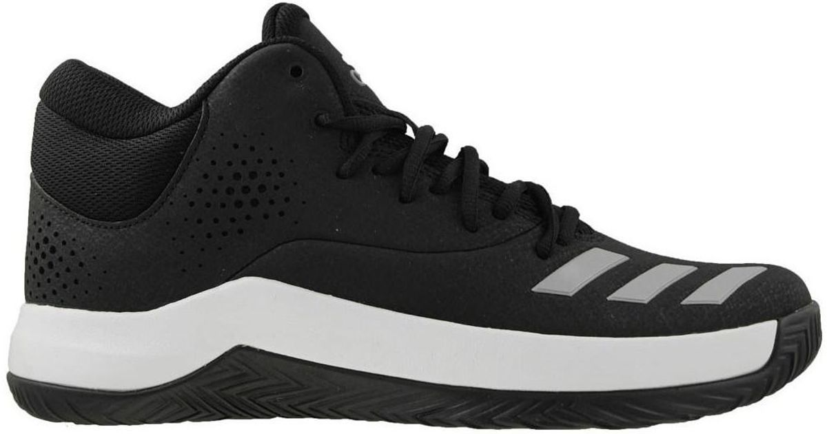 adidas Court Fury 2017 Men's Basketball Trainers (shoes) In