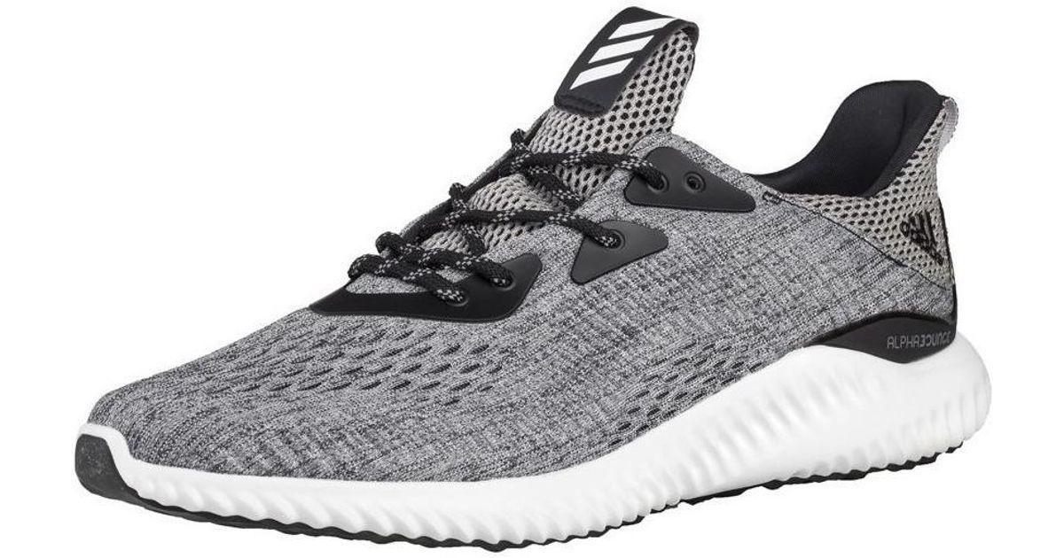 Adidas Originals AlphaBounce em m hombre 's zapatos (instructores) en blanco en