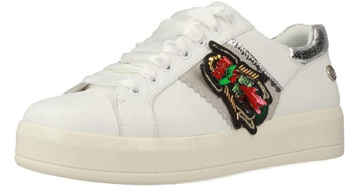 best website 964aa 1da5f Liu Jo Sneaker Bianca Women's Shoes (trainers) In White