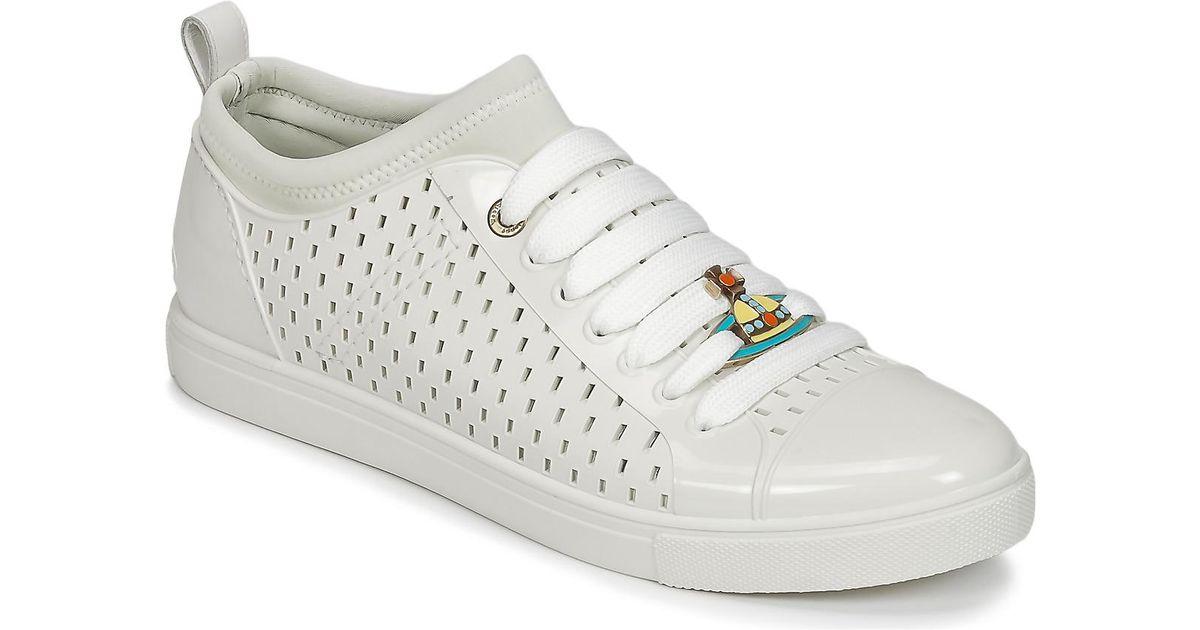 Vivienne Westwood Synthetic Sneaker Orb