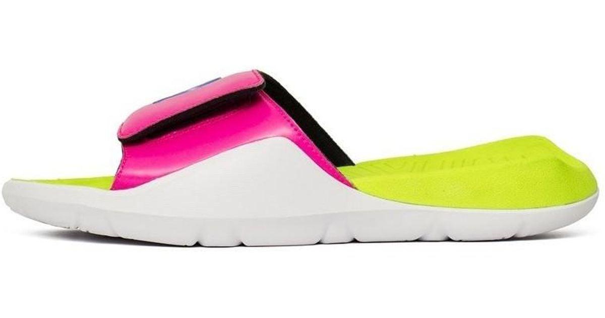 low priced 4d69b 320f0 Nike Jordan Hydro 7 Q54 Men s Mules   Casual Shoes In Multicolour for Men -  Lyst