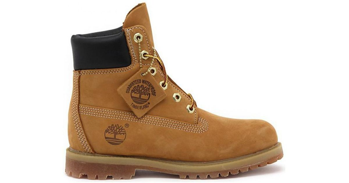 b2df2bb5fbaa2 Timberland Boot Donna Women s Mid Boots In Multicolour in Brown - Lyst