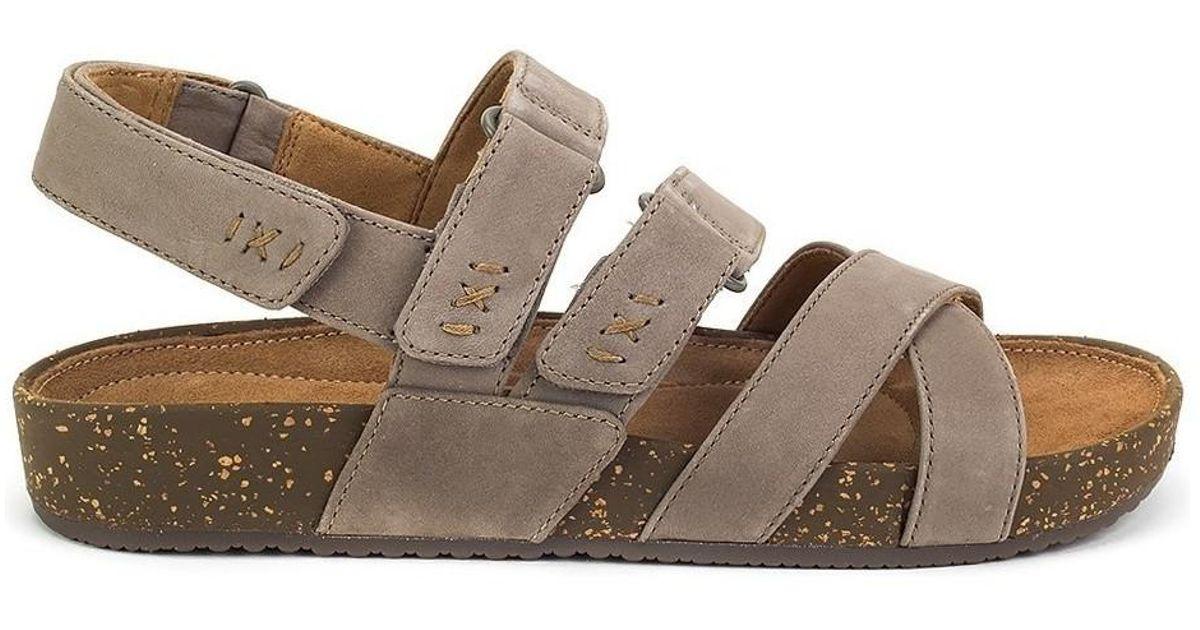 46cb8bf73966 Clarks Rosilla Keene Women s Sandals In Multicolour in Brown - Lyst