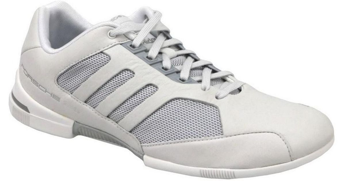 55bc897ecbd0f0 Adidas Porsche Turbo 12 Men s Shoes (trainers) In White in White for Men -  Lyst