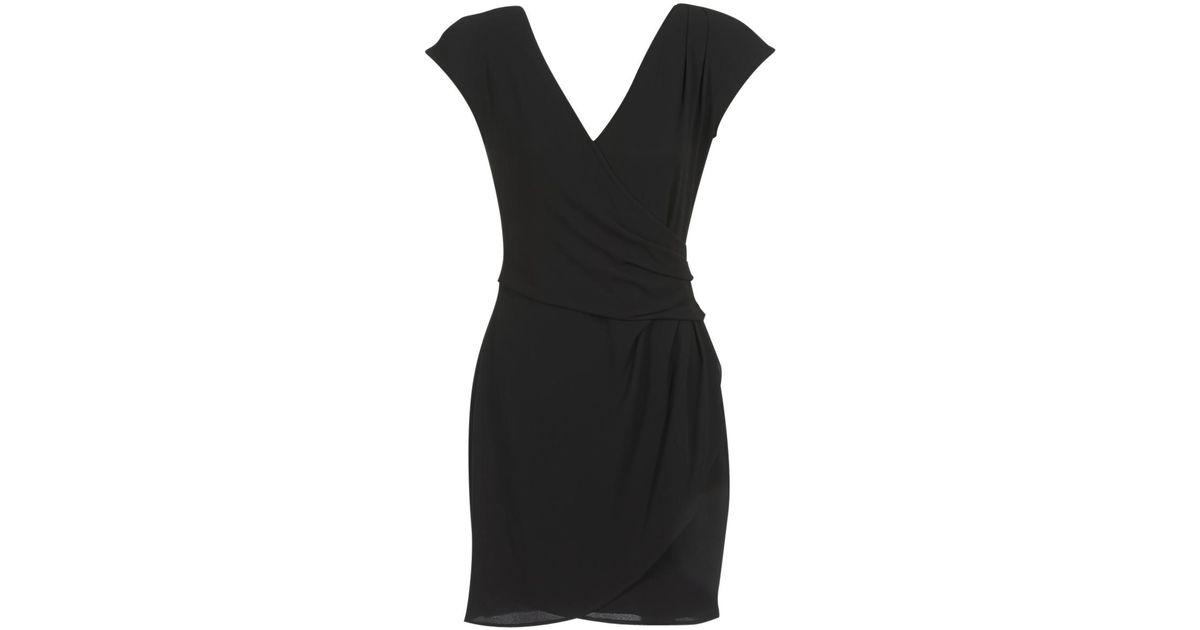 de negro negro Vestido en mujer Vedrou Ikks Color Ybfy76Igvm