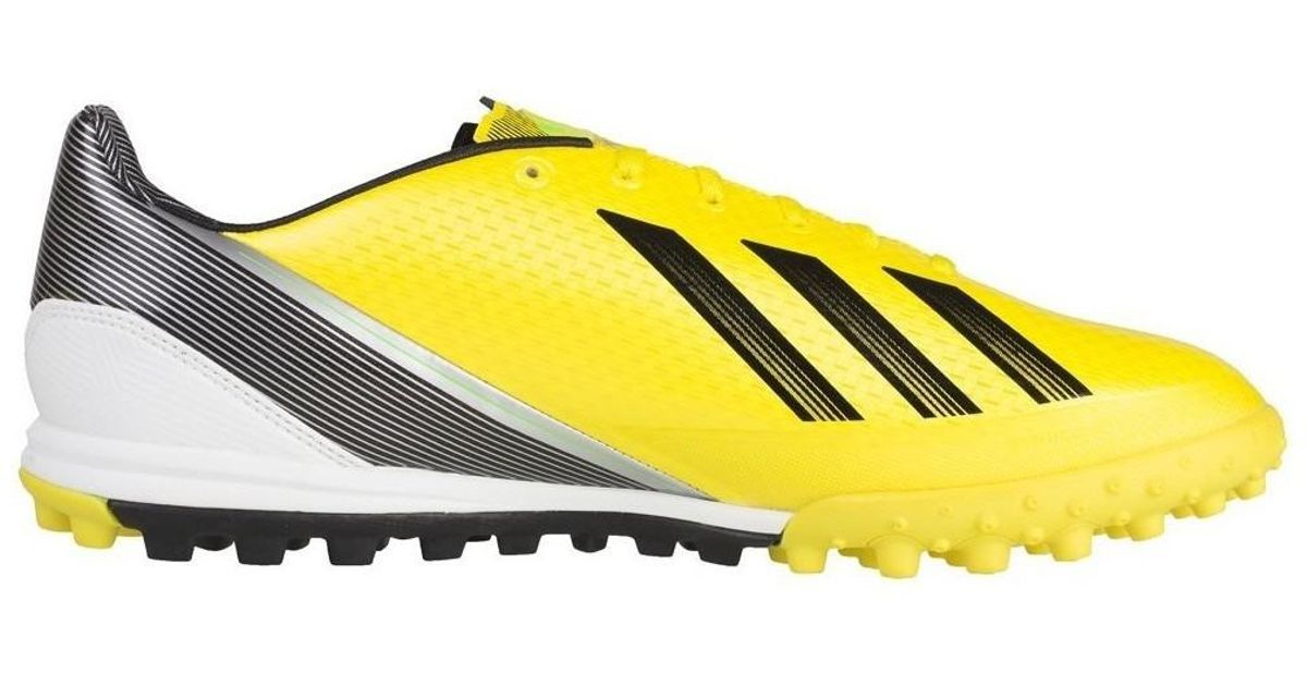 ... greece adidas f30 trx tf mens football boots in yellow in yellow for  men lyst c5a0a ... 7ebd6aa5a37c7