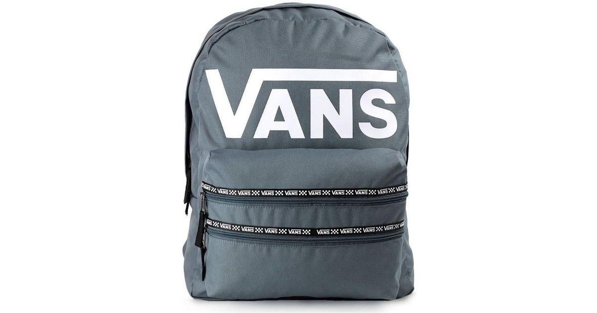 a990f117d14 Vans Mochila Mochila De A Diario, Dark Slate (azul) - Va3ime5rw Women's  Backpack In Green in Green - Lyst