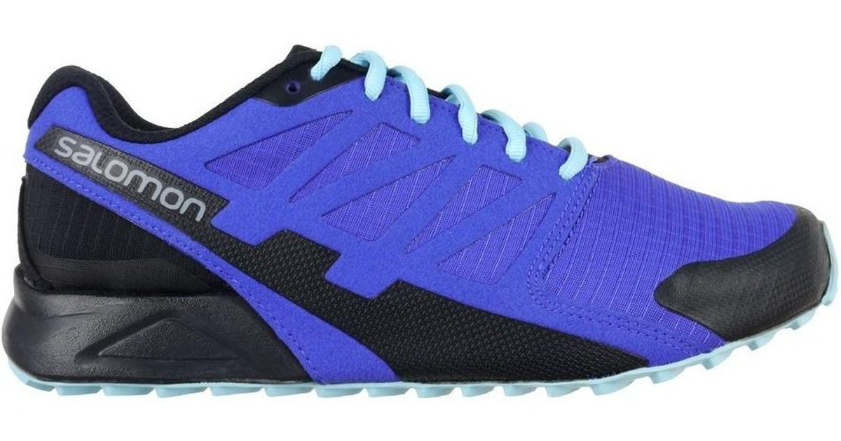 95394cfe Yves Salomon City Cross Women's Walking Boots In Blue