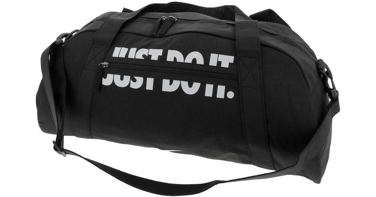 Gym club training duffel hommes Sac de sport en Noir Nike pour homme en coloris Black