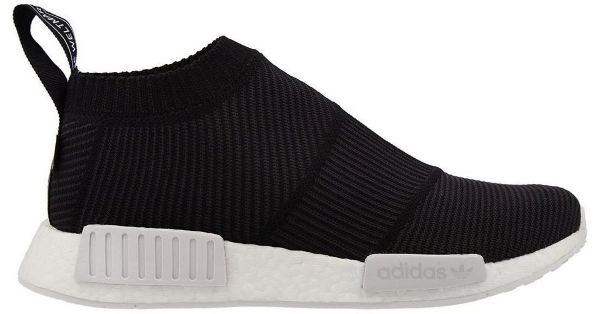 Adidas Nmd Cs1 Gtx Primeknit Men's Shoes (high top Trainers) In Black for men