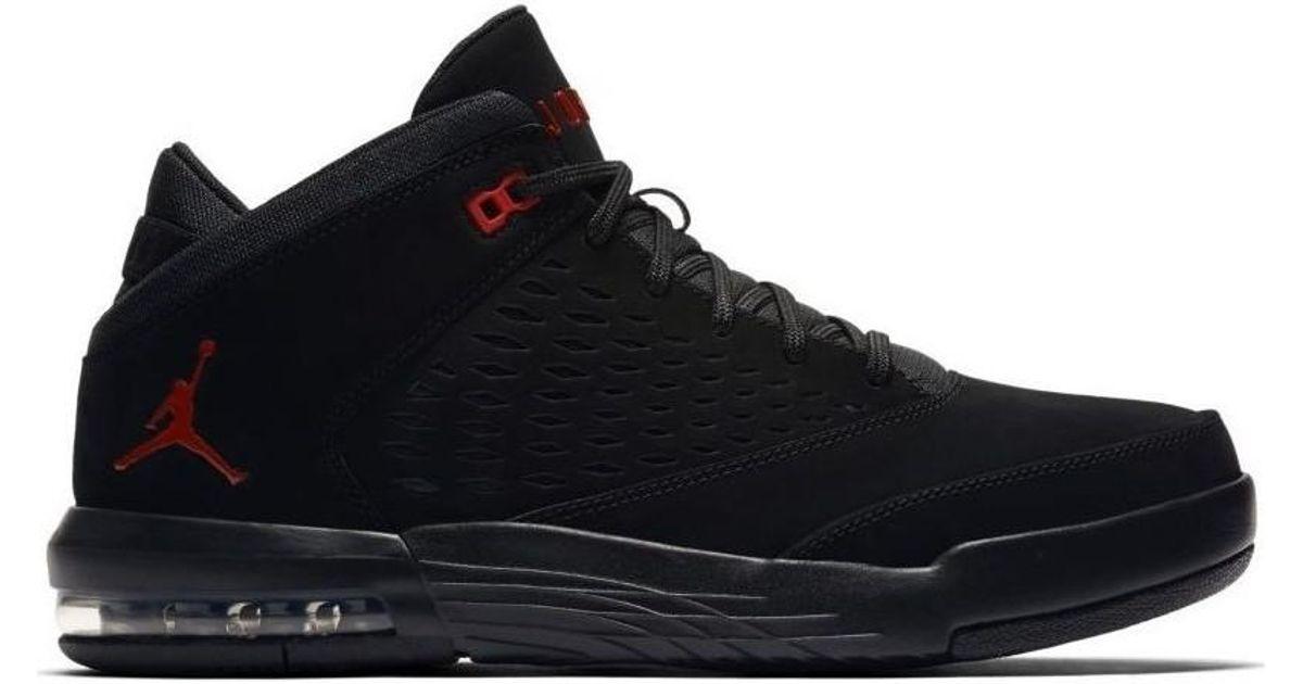 the latest 60365 4f96c Nike Black Air Jordan Flight Origin 4 Men's Shoes (high-top Trainers) In  Multicolour for men