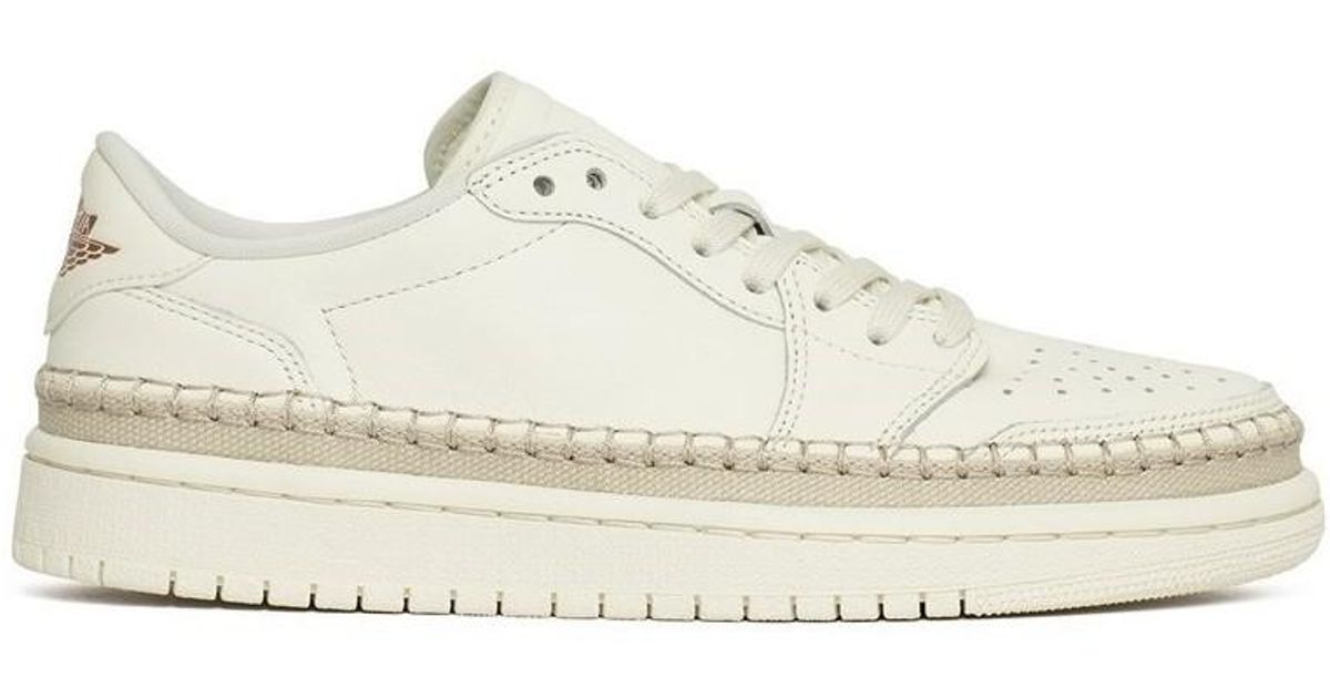 on sale c4243 6ec51 Nike Natural Wmns Air Jordan 1 Retro Low Ns Women's Shoes (trainers) In  Beige