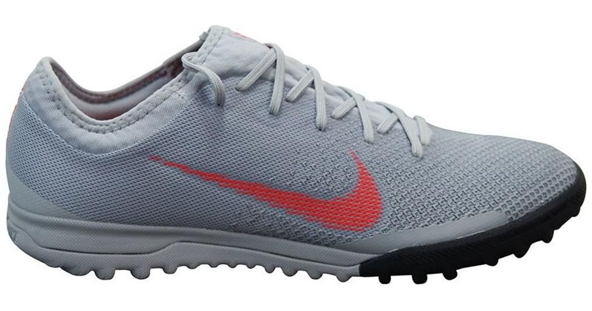 31858282a7a Nike Mercurialx Vapor Xii Pro Tf Men s Shoes (trainers) In Grey in Red for  Men - Lyst