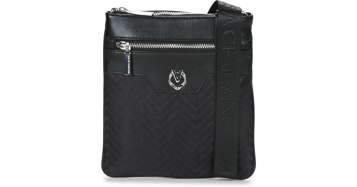 Versace Jeans Yrbb08 Men s Pouch In Black in Black for Men - Save 17% - Lyst 9013abcbb9432