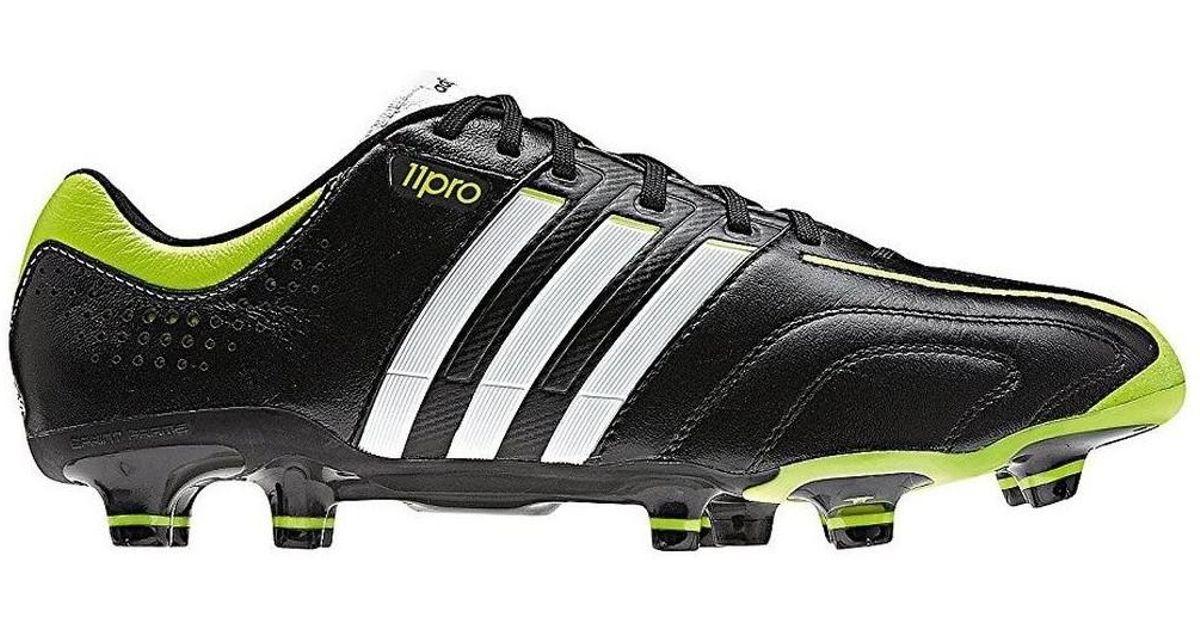 adidas adiPure 11Pro TRX FG Mens Football Boots WhiteBlack