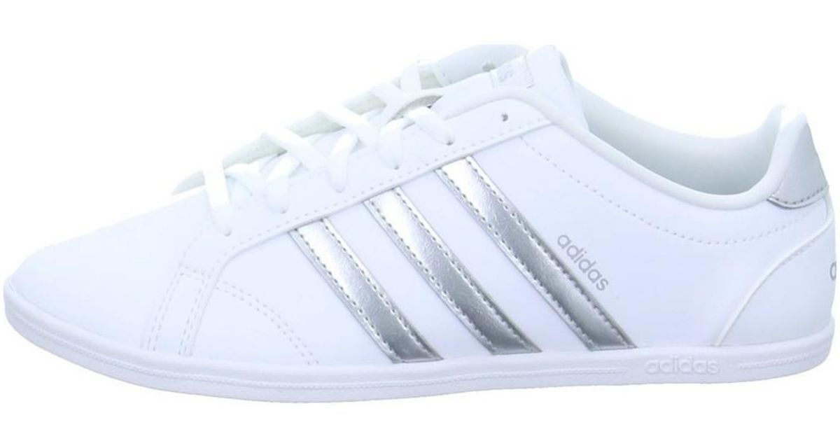 Adidas Coneo Qt Women's Shoes (trainers) In White