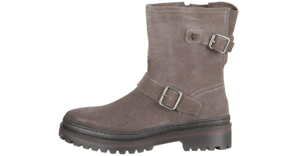 e98a890ad02af9 ... Tommy Hilfiger Fw0fw03308039 Women s Low Ankle Boots In Multicolour in  Brown - Lyst super cheap ...