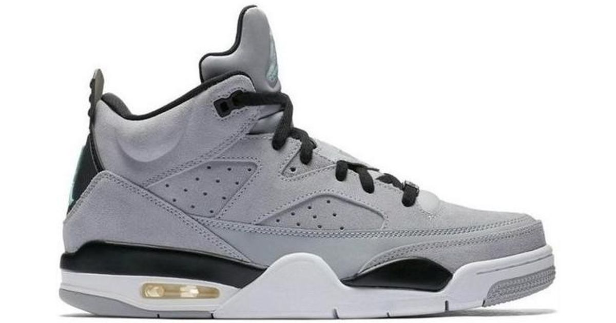 0715c33a59d9 Nike Jordan Son Of Mars Low Men s Shoes (high-top Trainers) In Grey in Gray  for Men - Lyst