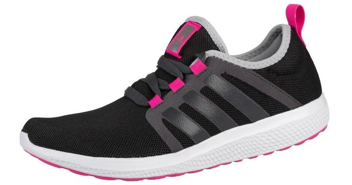 Adidas Fresh Bounce W zapatos de mujer (instructores) en negro en negro Lyst