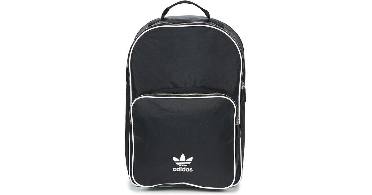 Adidas Classic Adicolor Bp Women's Backpack In Black for men
