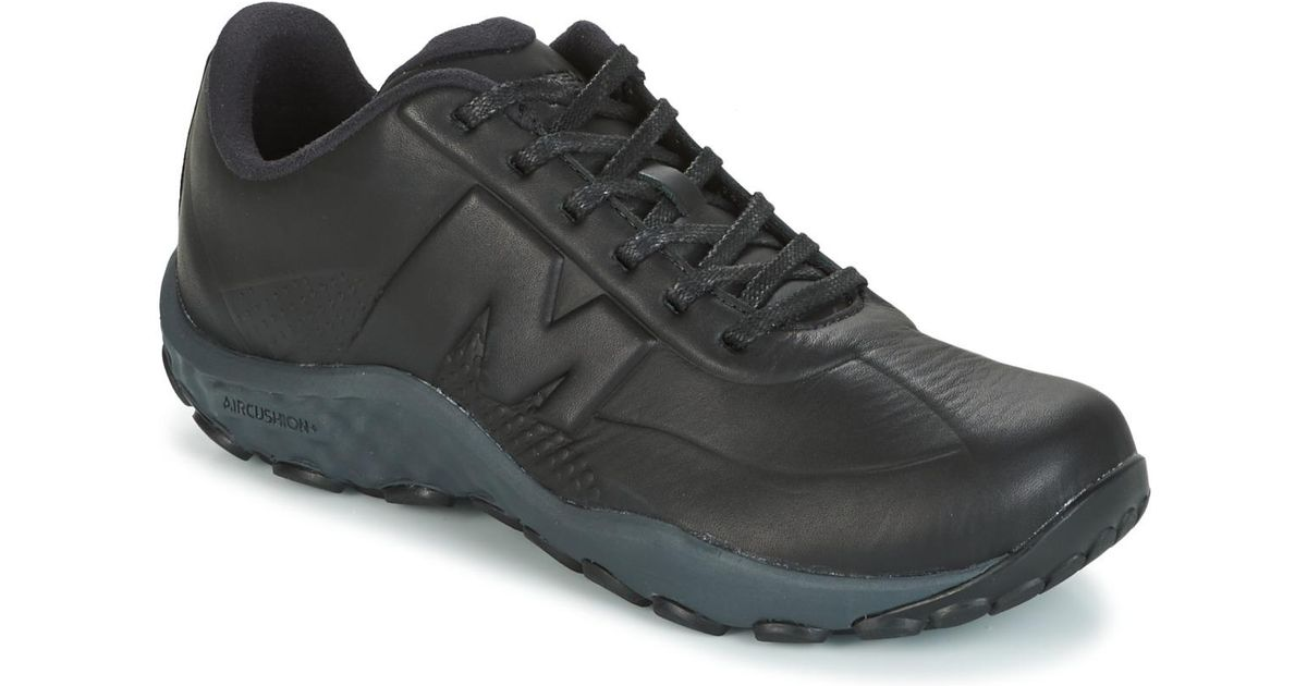 004ca369446de Merrell Sprint Lace Leather Ac Men's Shoes (trainers) In Black in Black for  Men - Lyst