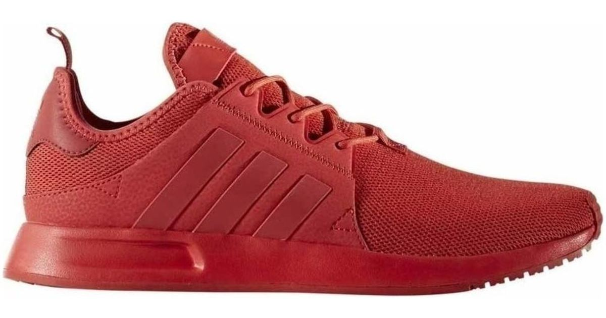 sports shoes eda00 655b0 Xplr Adidas Lyst For Shoes Men In Mens trainers Red dwTFHq