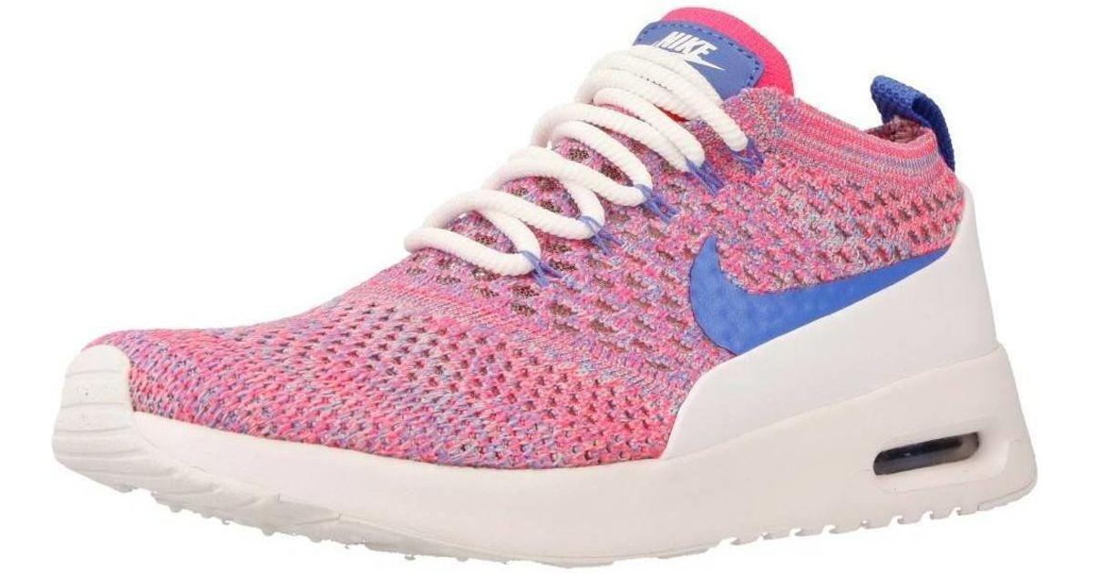Nike Air Max Thea Damen Lila ausbildung in