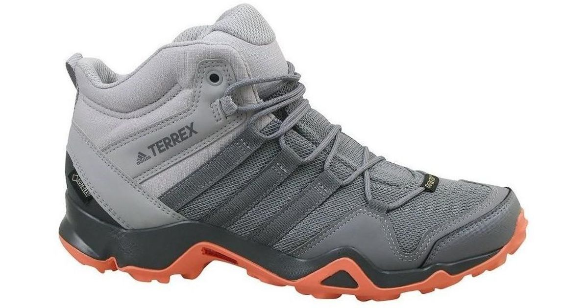 new cheap performance sportswear official photos adidas Terrex Ax2r Mid Gtx W Women's Shoes (trainers) In ...