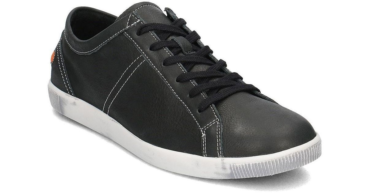 0495cccca38 Softinos Tom Men's Shoes (trainers) In Black in Black for Men - Save 44% -  Lyst